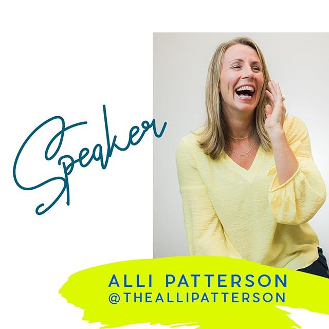 @theallipatterson is a Teaching Pastor at Crossroads Church out of Cincinnati, Ohio. She is a wife and a mom. She is a writer 📖, a podcast host 🎤, and so much more! We can't wait to welcome her to Bloom! . Link in our bio to register for Bloom today! . #Northeastwomen #bloom #bereal #beyou #befree #women #louisville #louisvillewomen