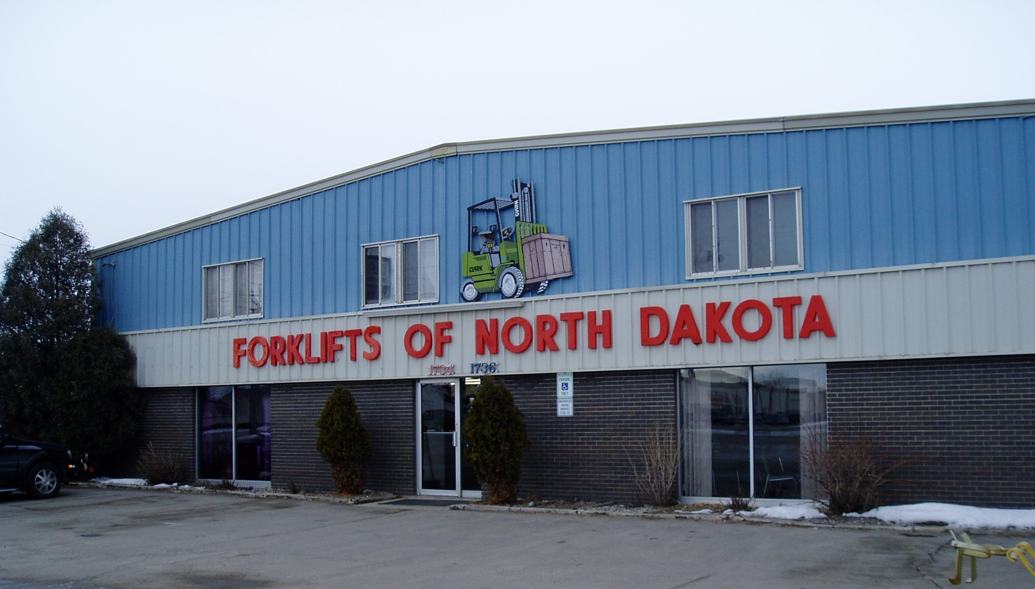 Forklifts of Fargo. Forklifts of North Dakota. Fargo Forklift.