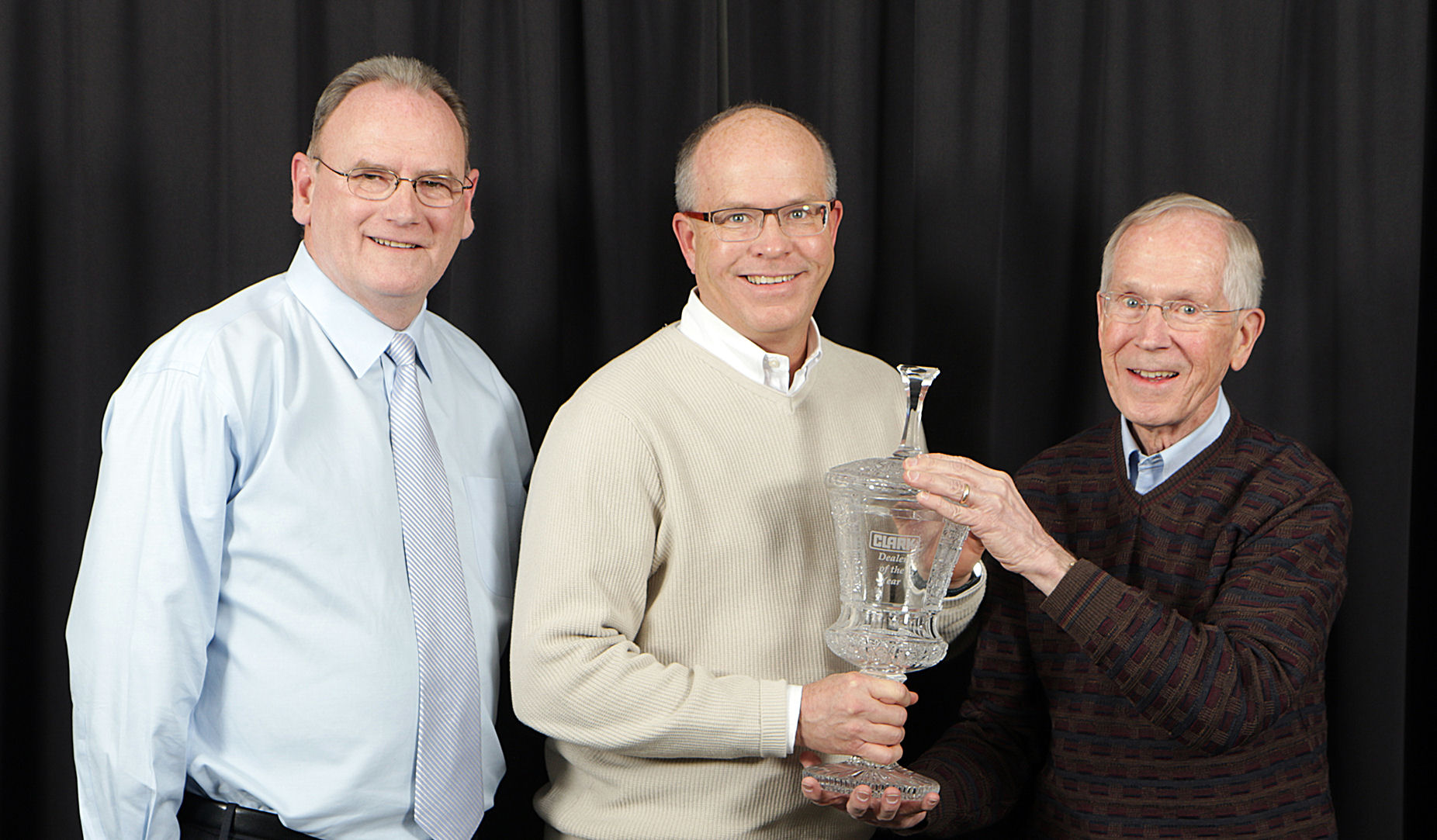 Forklifts of Minnesota named Dealer of the Year