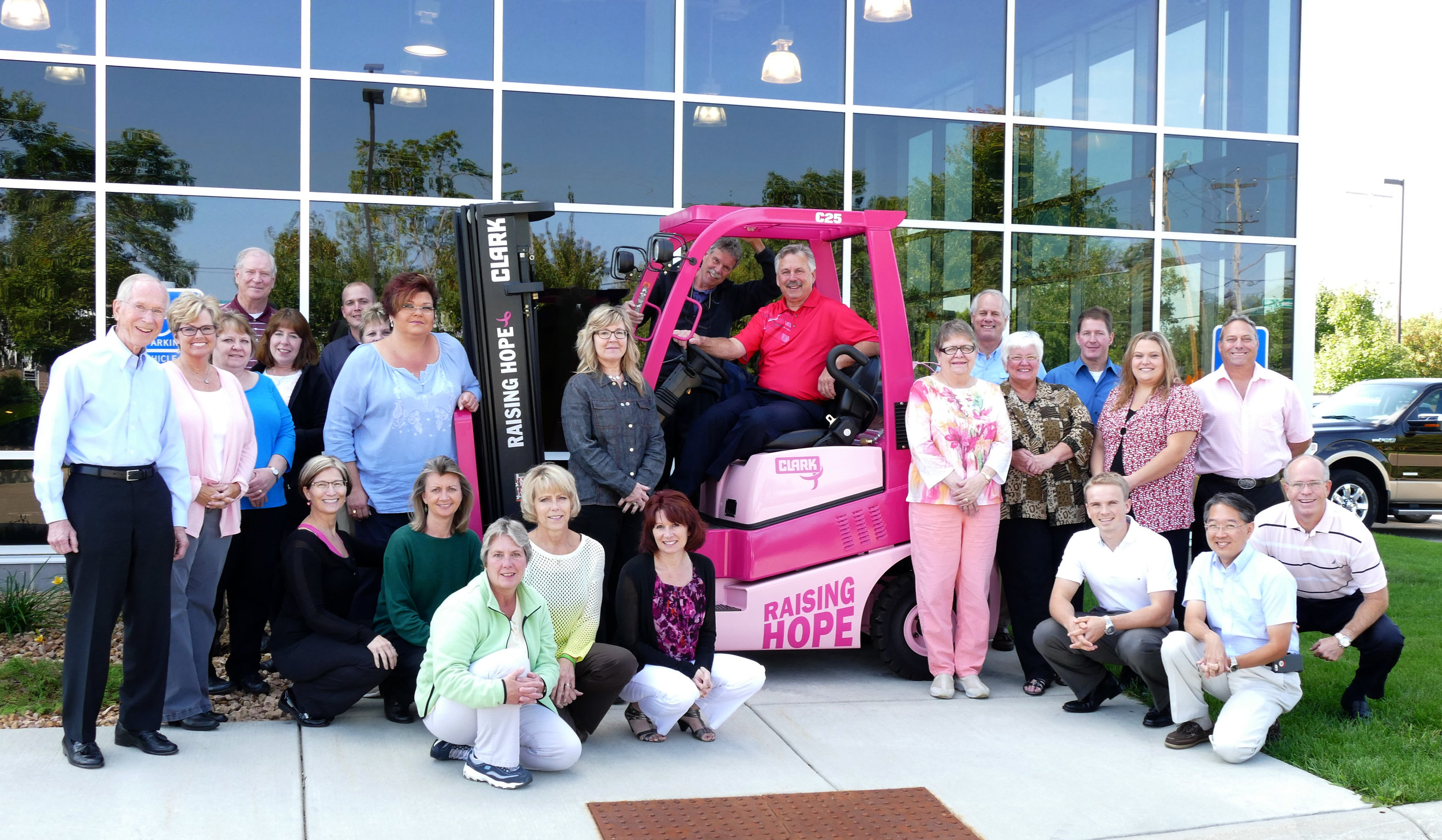 Raising Hope Edition Forklift
