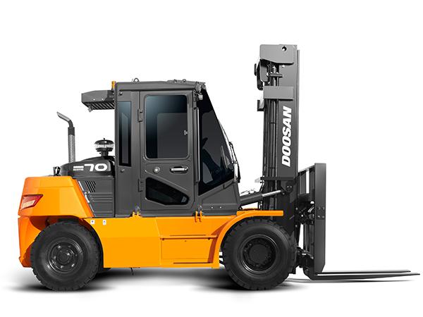 Diesel - 13,500 - 20,000 lbs.
