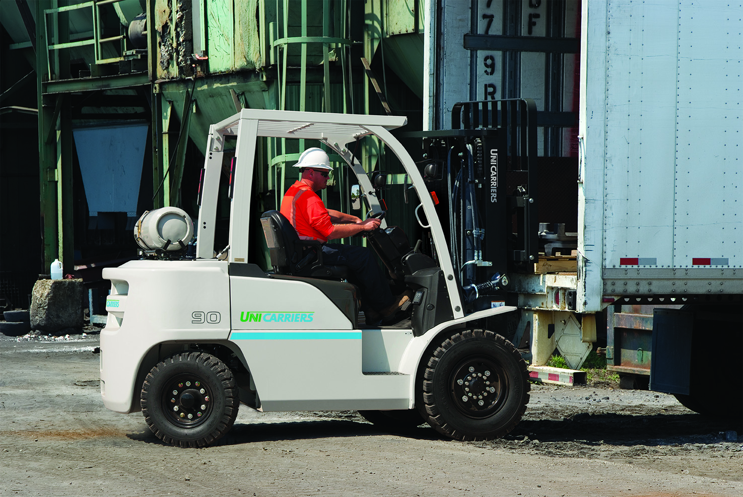 Rent UniCarriers Forklift