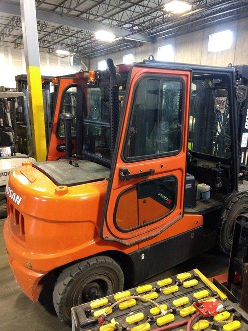 Forklifts of Minnesota, Inc -Used Forklifts, Telehandlers