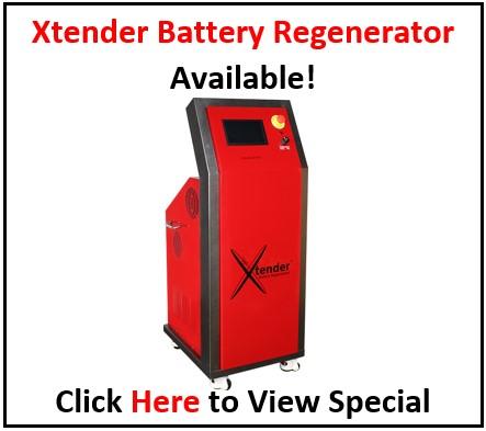 Xtender Battery Regenerator