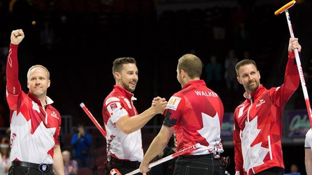 Happy Canada Day Everyone! We hope you had a wonderful day celebrating our incredible country. We are so fortunate to have represented our country, and we hope to represent Canada again soon! ˙ Photo: World Curling Federation/Steve Seixeiro