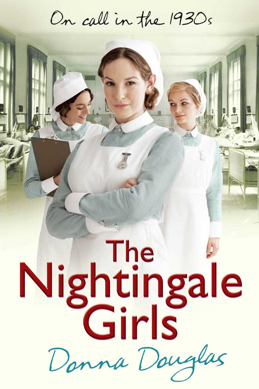 The-Nightingale-Girls-Donna-Douglas