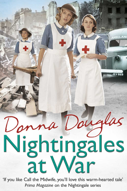 Nightingales-at-War-Donna-Douglas