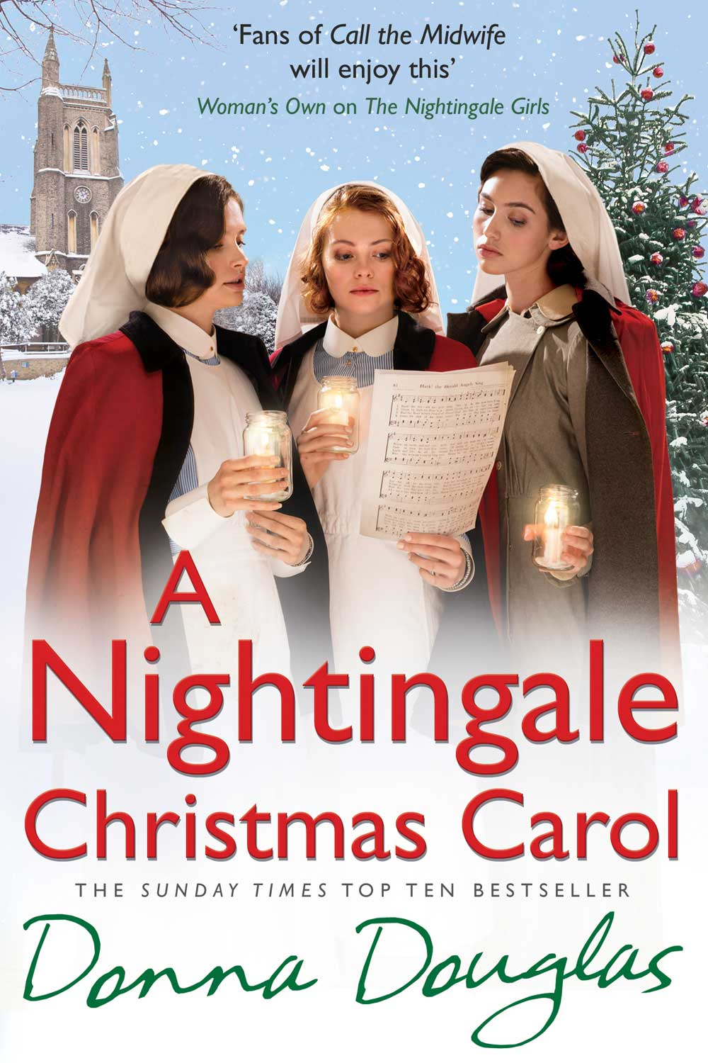 A-Nightingale-Christmas-Carol-Donna-Douglas