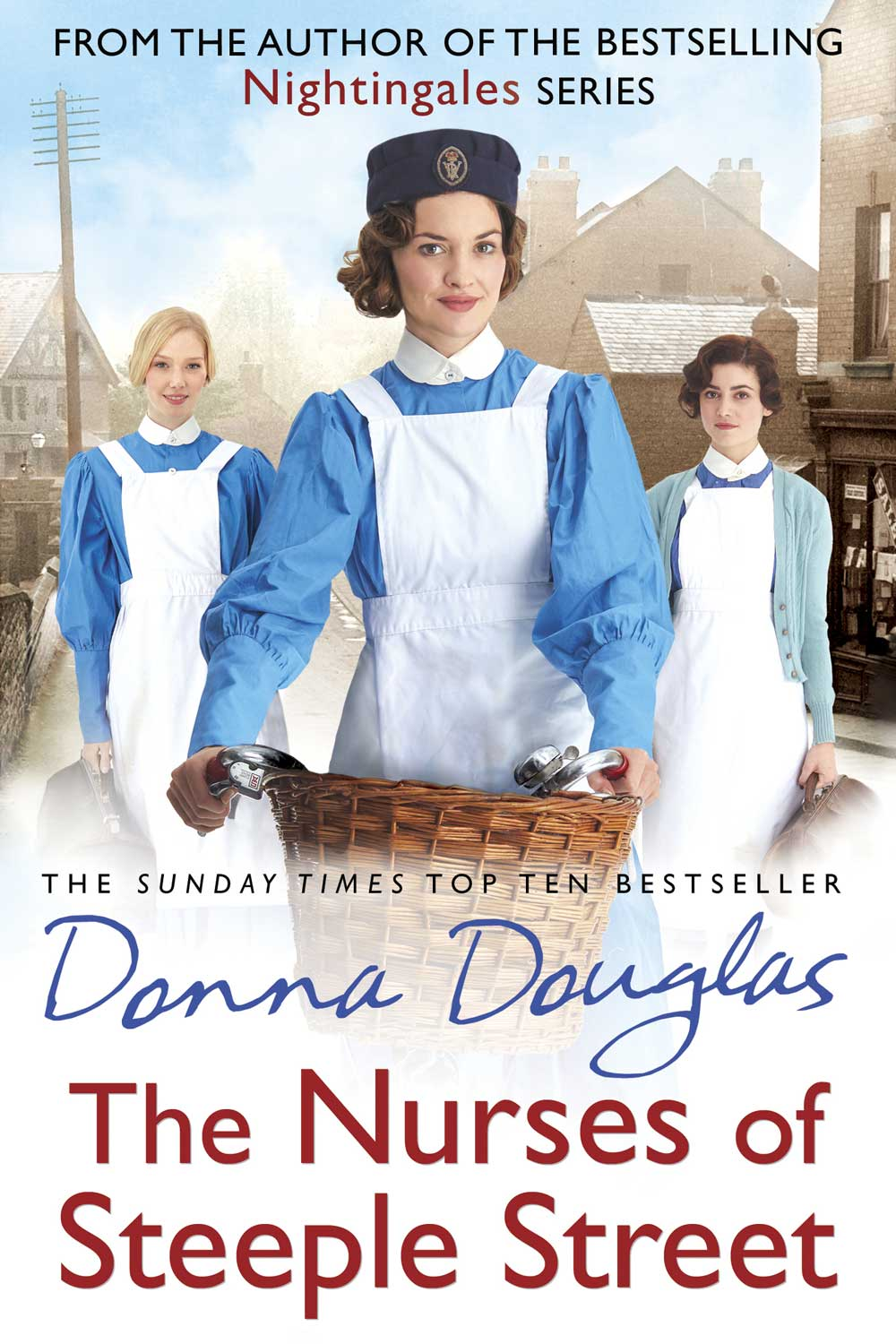 The-Nurses-of-Steeple-Street-Donna-Douglas