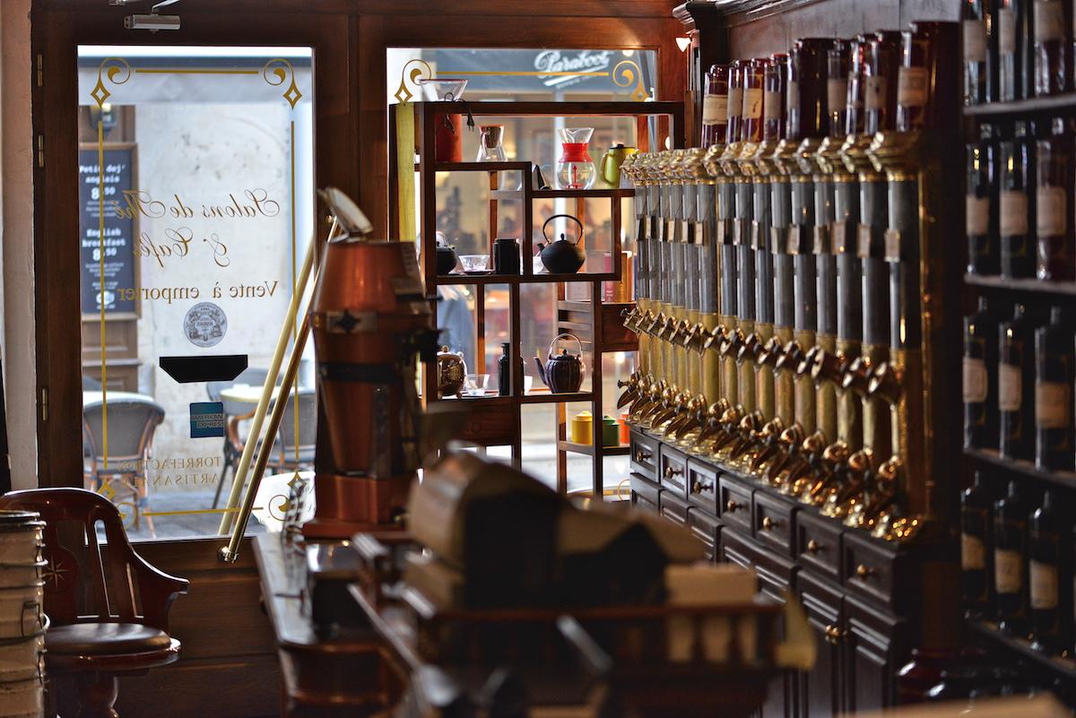 Coffee House, Comptoir des Colonies