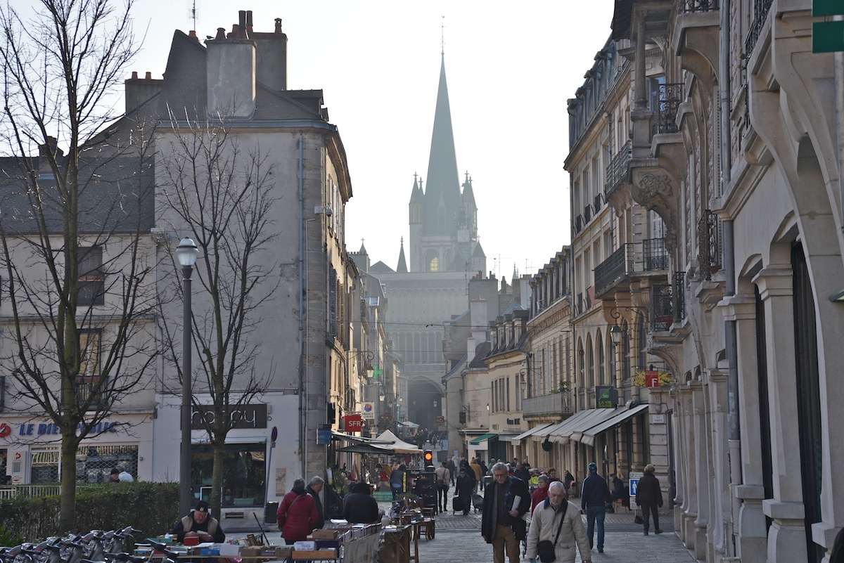 Dijon and Notre Dame