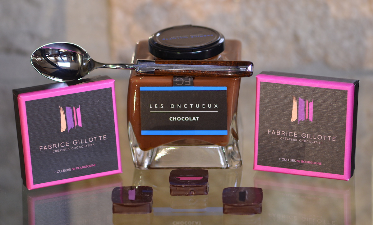 For those with a sweet tooth! Fabrice Gillotte, Master Chocolate Maker, Meilleur Ouvrier de France