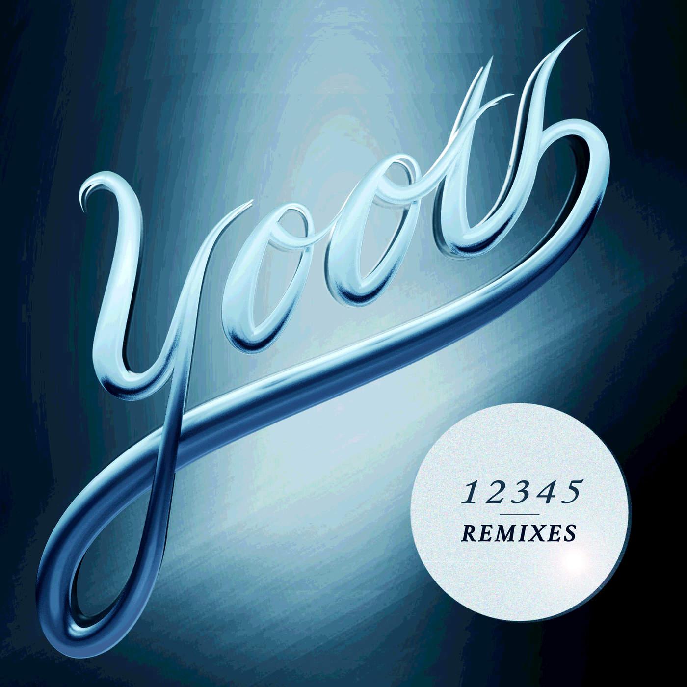 Yooth - 12345 (Remixes) - EP.jpg