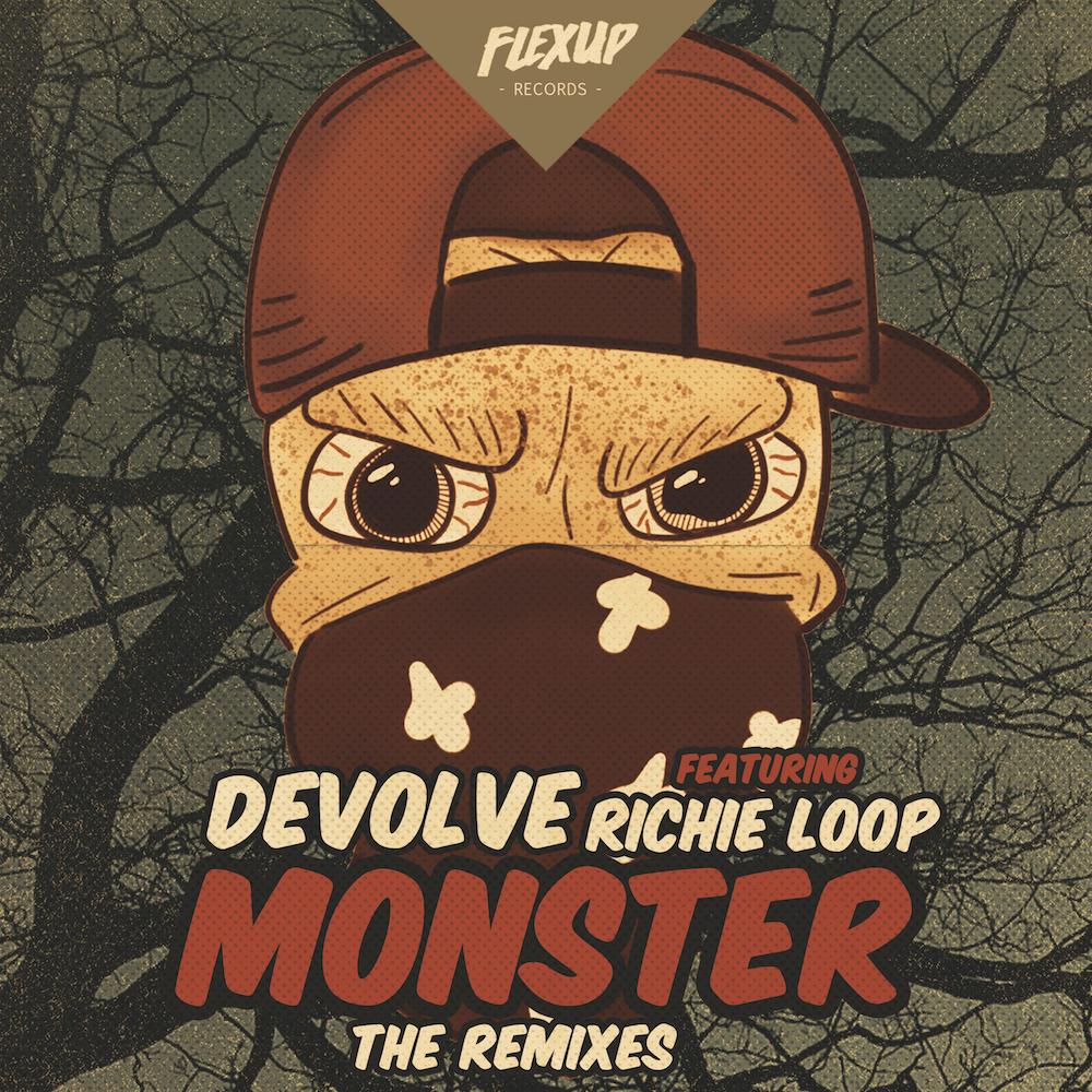 dEVOLVE - Monster The Remixes Artwork web.jpg