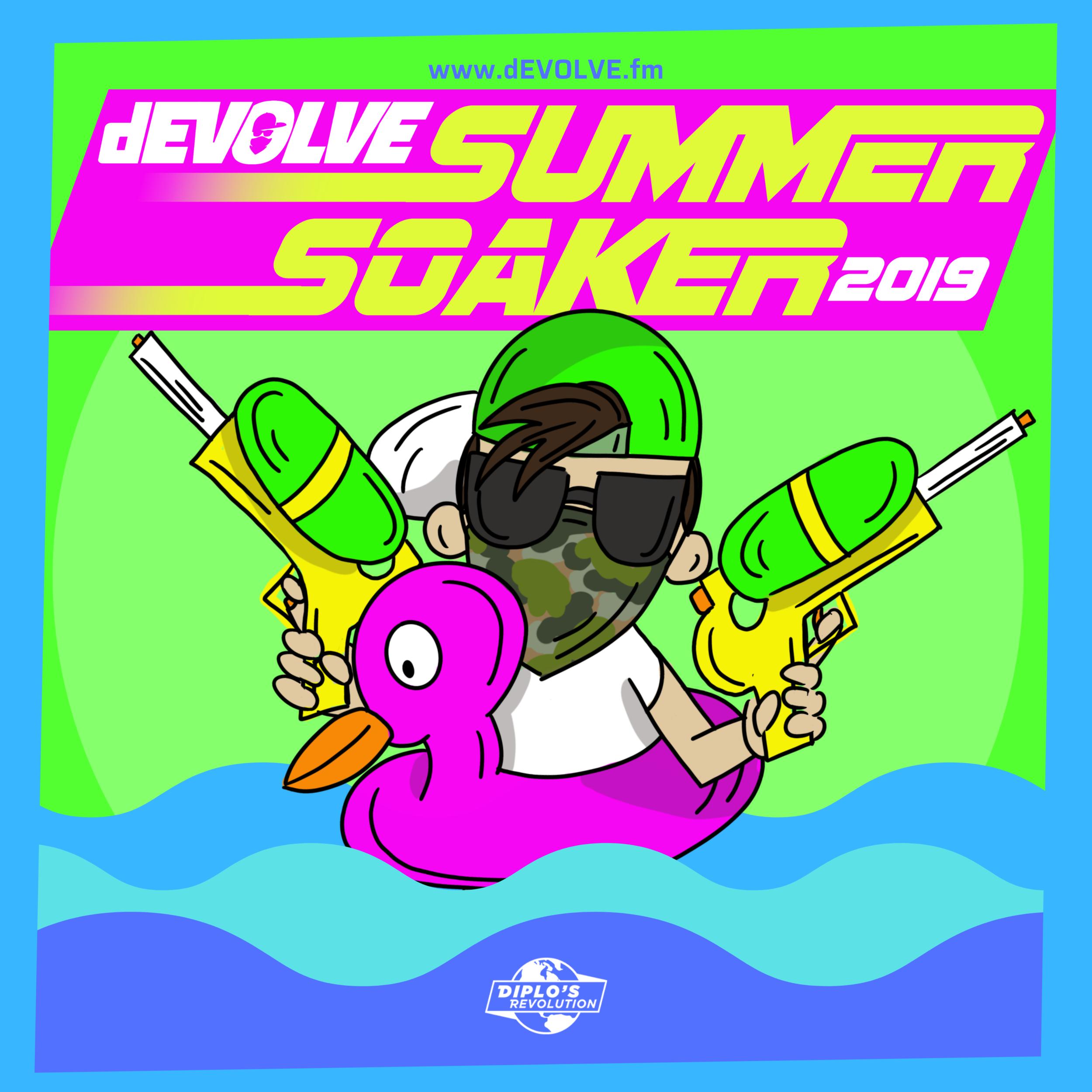 dEVOLVE - Summer Soaker 2019 Cover.png