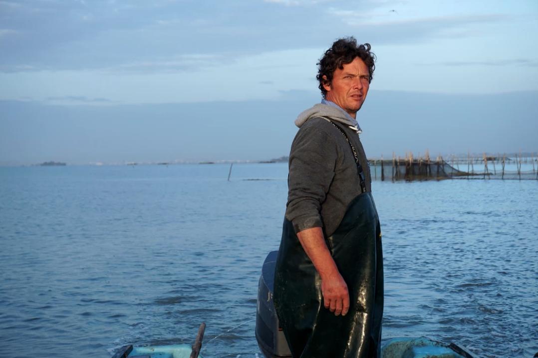 Reportage sulla pesca delle moeche nella Laguna di Venezia -
