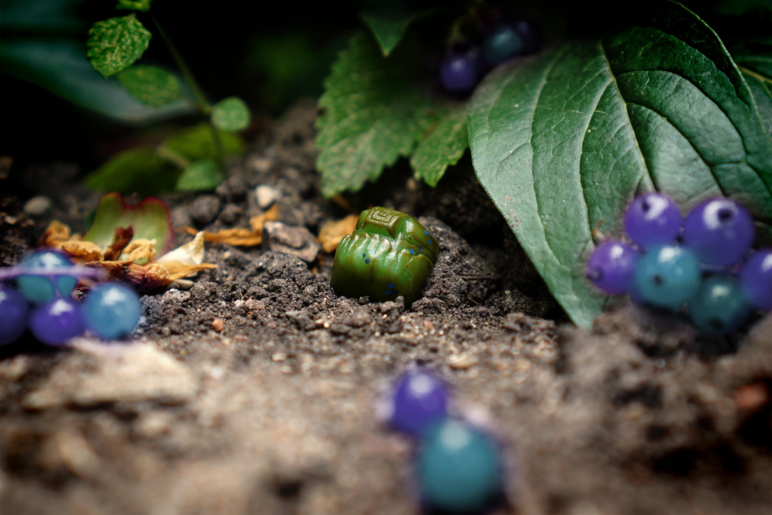 Elderberry Golem
