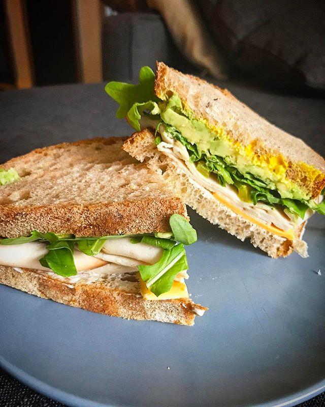 Just a lil lunch.  #sandwichlover  #jaymesplates