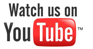 Visit Our YouTube Channel - See our artists in action, pieces being made, and artists of the week!