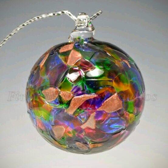 Glitter Ornaments -