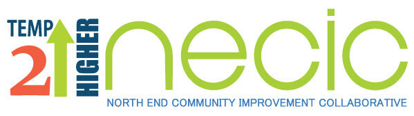 North End Community Improvement Collaborative - A mission to improve the quality of life in the North End community.