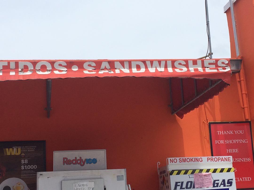 Miami is where all your sandWISHES come true. #dreamaboutyou also, batidos.   (at Miami, Florida)