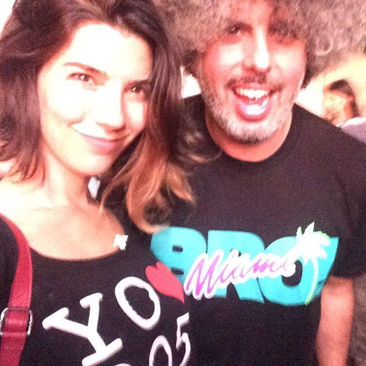 Reppin Miami hard @ultra @knifepartyinc @_rabbitinthemoon !!! Missin u @thecrystalmethod  (at Ultra Music Festival)