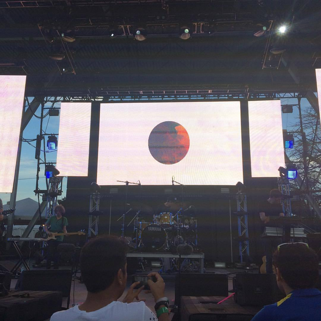 Tycho yes @ultra  (at Ultra Music Festival)