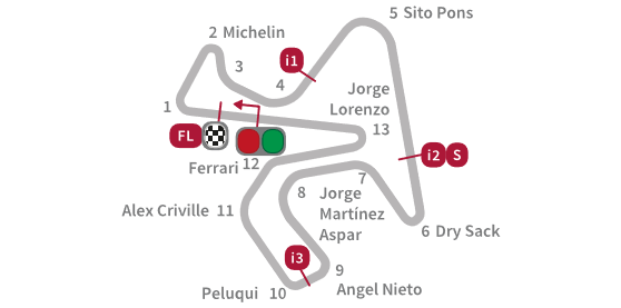 Spanje, 2015 - Circuito de Jerez - 1:55.4