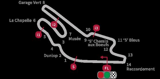 Frankrijk, 2006 - Le Mans - not recorded