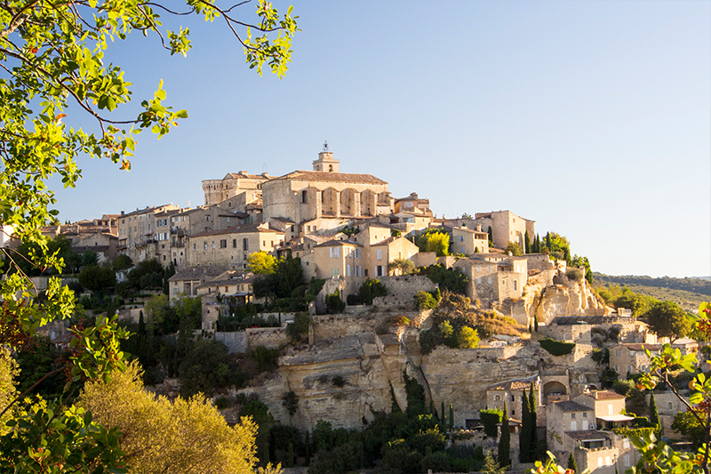 Provence, France - September 28-30, October 1-7