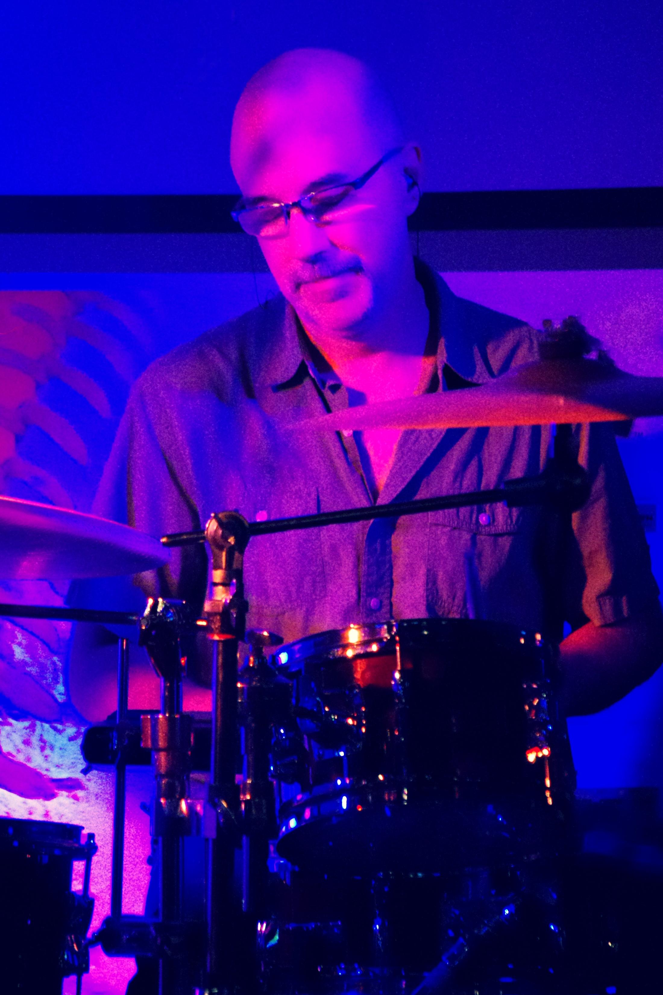 Eric Willhelm - Drums & Vocals