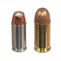 Jacketed Hollow Point (JHP) vs. Full Metal Jacket (FMJ)