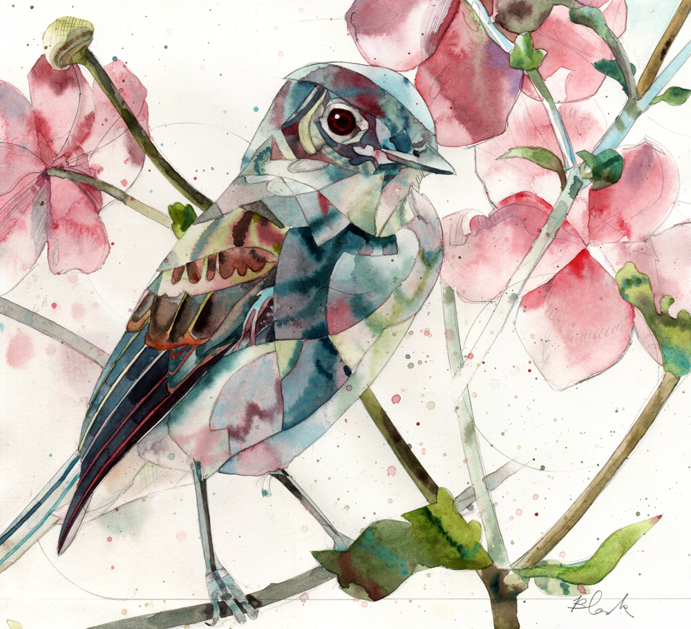 """Chirp328 Handsomely 10x11"""""""