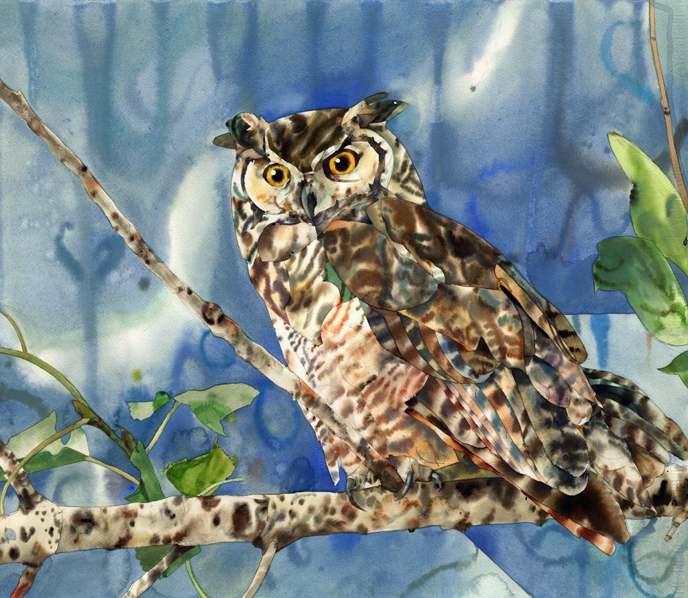 Bonnie's owl 2013