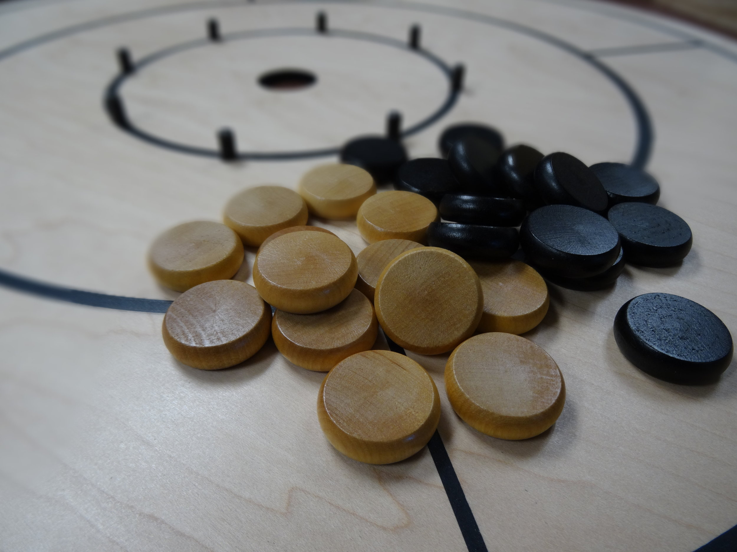 Learn To Play… - If you would like to learn how to play prior to purchasing you can download our Crokinole game rules right here!