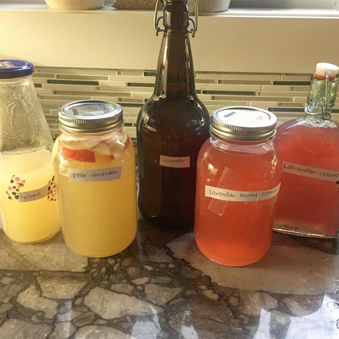 - As a kombucha lover and someone who adores fermenting foods and drinks, I could not be more excited to share my upcoming workshop on how to brew your own kombucha. If you love kombucha or are just looking to improve your gut health don't hesitate to join me on Thursday, October 13th at 7:30pm-8:45 pm. This is taking place at one of my favorite local spots Roost Cafe and seats will fill up fast.