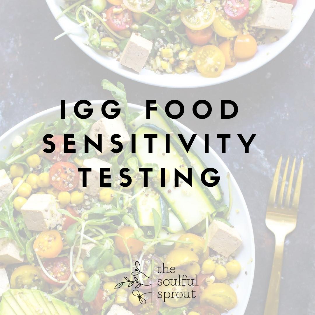 igG food sensitivity testing Toronto Vaughan Newmarket Markham