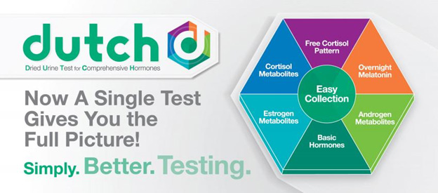 Dutch Hormone Test Toronto Canada Nutritionist