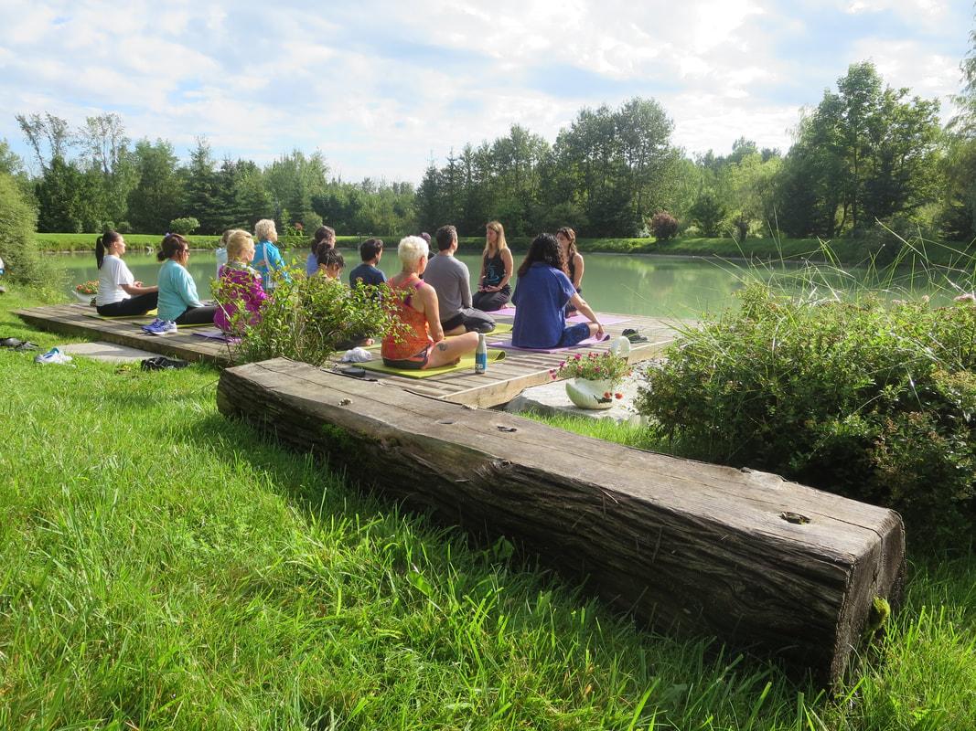 pilates and  Yoga Retreat toronto
