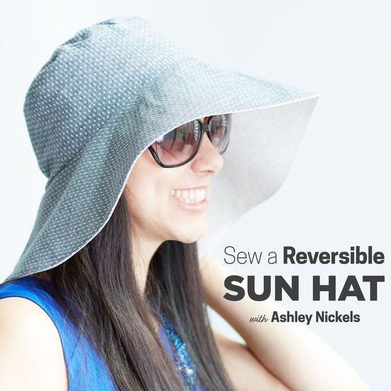 Sun Hat Creativebug