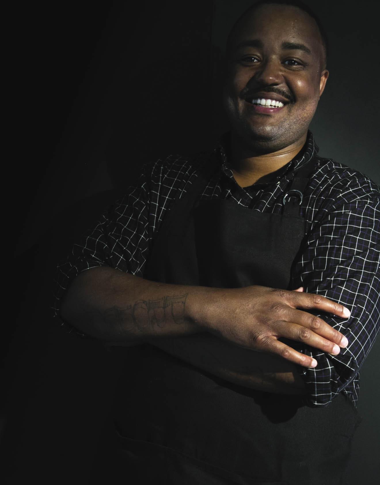 Chef Steven Graham