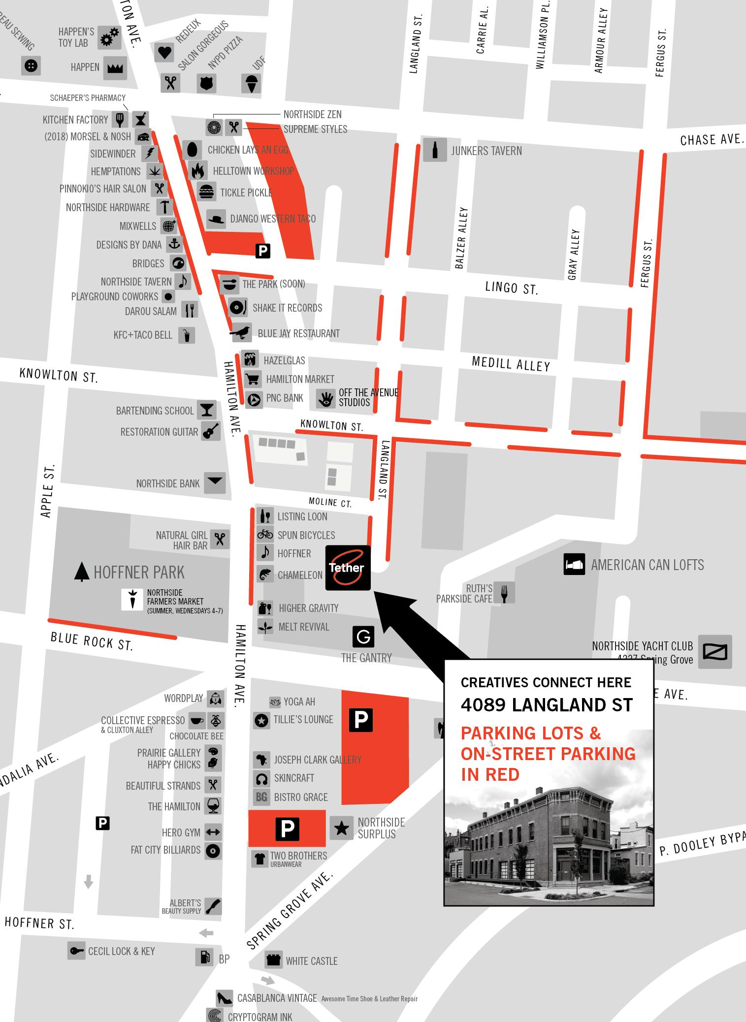 Northside Depot map.png