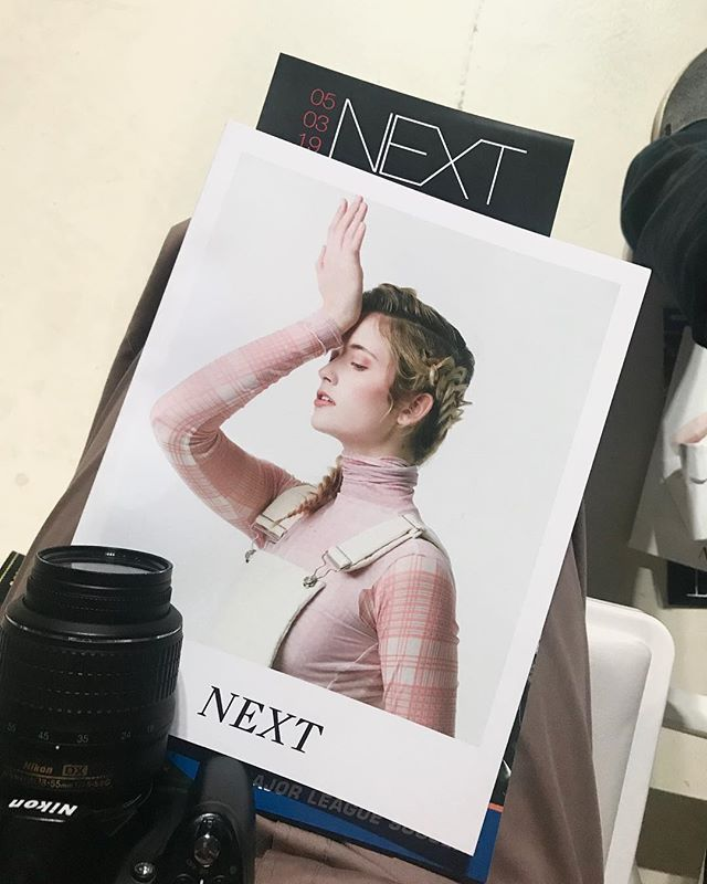 NEXT is now! The show book @tethercincy produced for @daapfashion19 launched at last night's @daapfashionshow, and was a hit among VIP attendees.  Huge congratulations to the class of 2019 and the @uc_daap crew for putting on a fantastic show! Check out our Story for pics and video.  #daapfashionshow  #tethercincy #midwestfashion