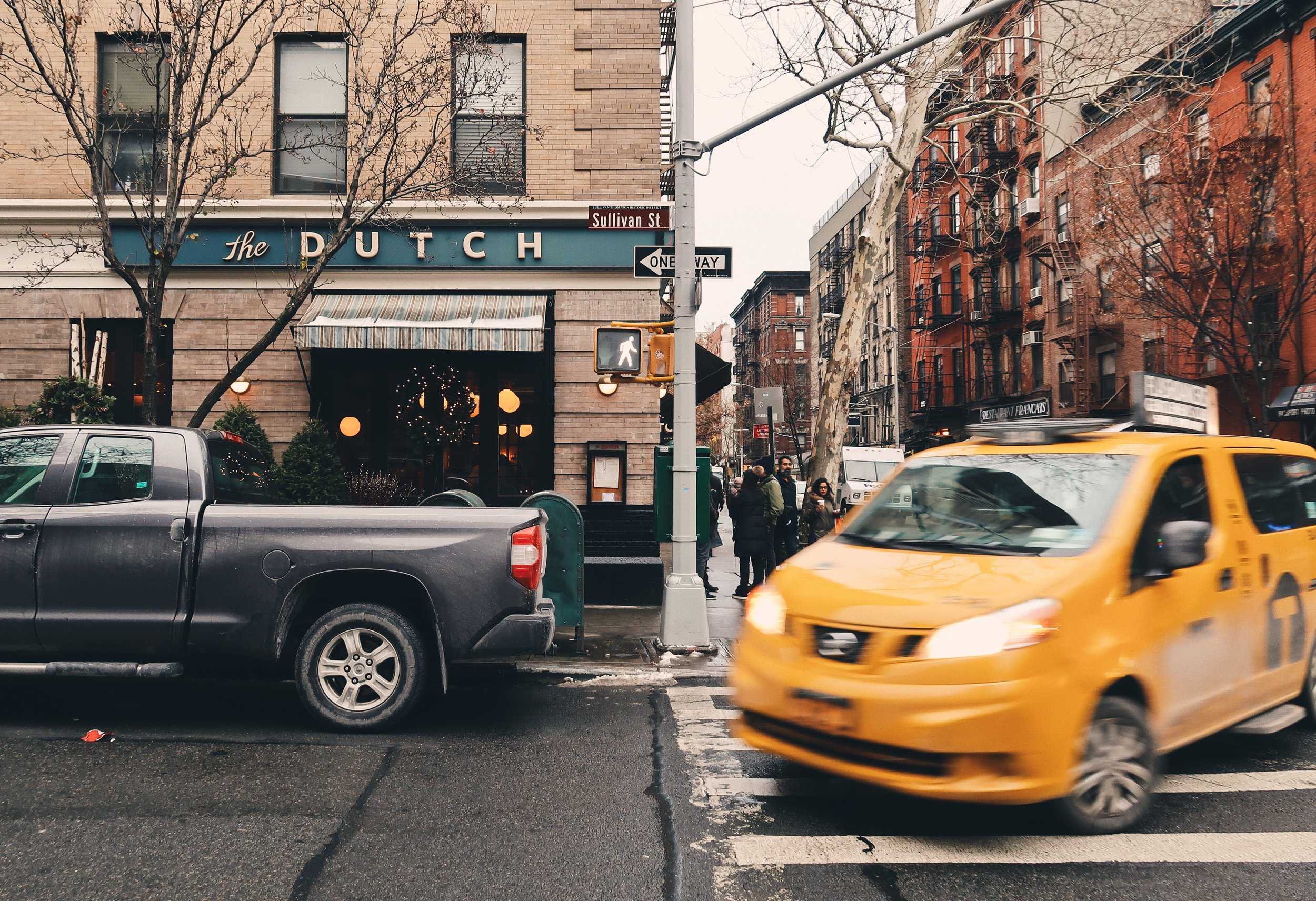 Moving to New York // The State of Grace