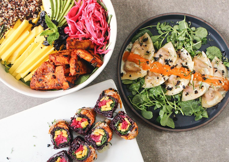 beyond sushi -