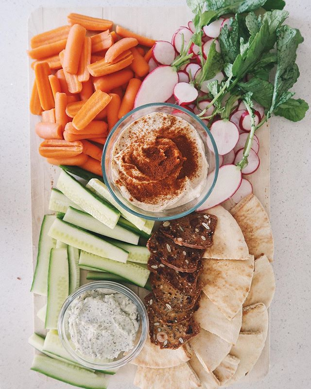 @futureseattlefriends I come bearing crudité and probably a healthy banana loaf or two. 😊 #thestateofgrace