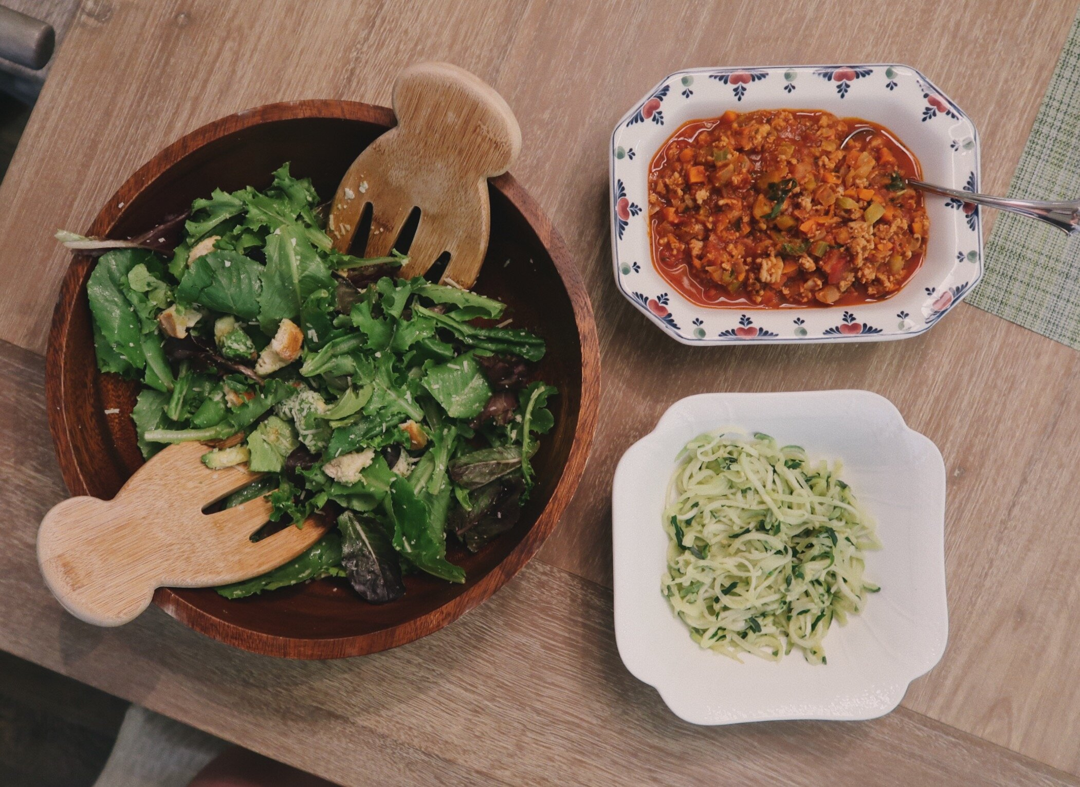 3 Easy Dinner Recipes // The State of Grace