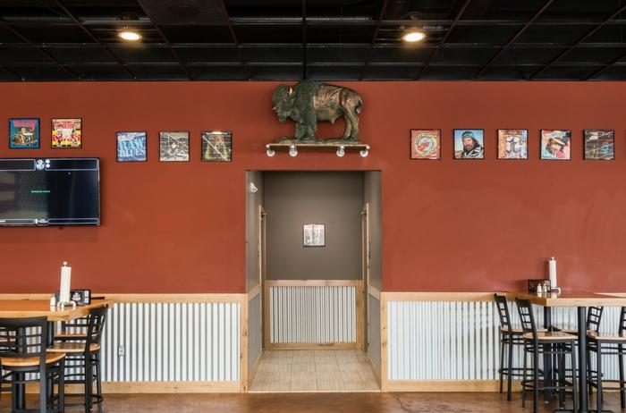 Bathroom - Milwaukee   DOC's Commerce Smokehouse