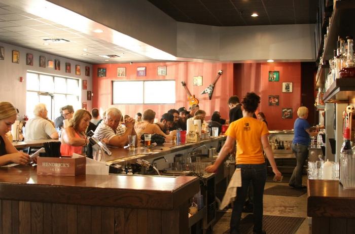 Inside - Bar | DOC's Smokehouse and Craft Bar